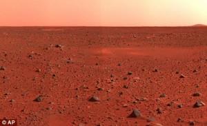 Mars Neden Kırmızıdır ?