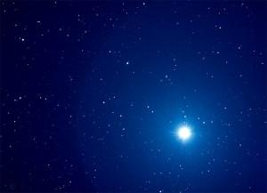 Gece Gökteki Yıldızlar